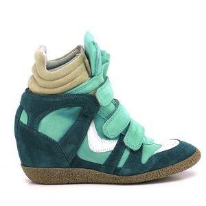 Lemare Wedged Sneakers